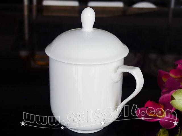 V2529#大号茶杯 大号茶杯 喝水杯 办公杯 盖杯