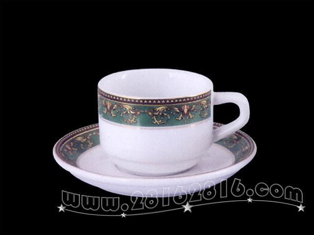 生产宾馆餐具优质西厅餐具知名咖啡杯碟批发市场 欧式咖啡杯碟 红茶杯
