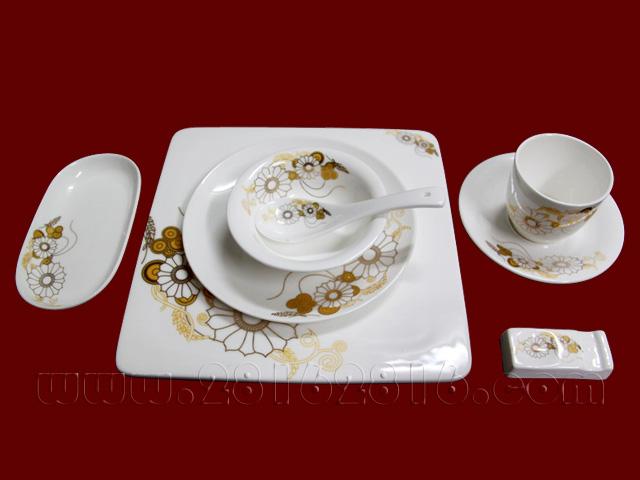 a0068#宴会餐具图片